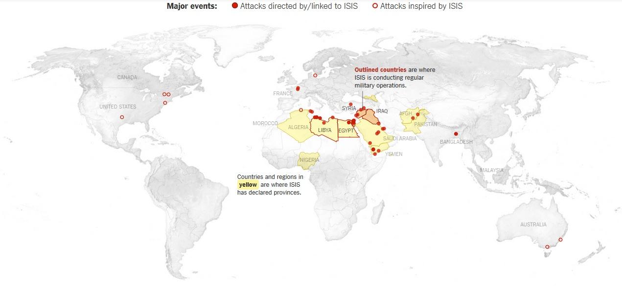 ISIS-world
