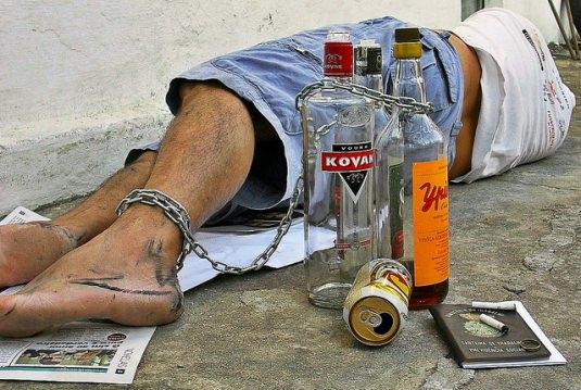 Alkoholiker - Bild: http://www.zks-ms.de/