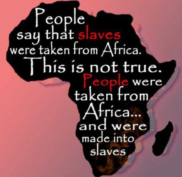 hilfe wurde versklavt