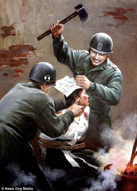 nordkoreanische armee vs us armee