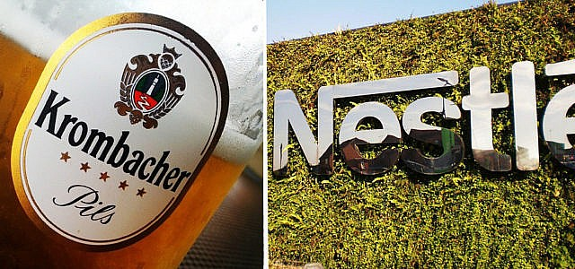 Nestlé Krombacher